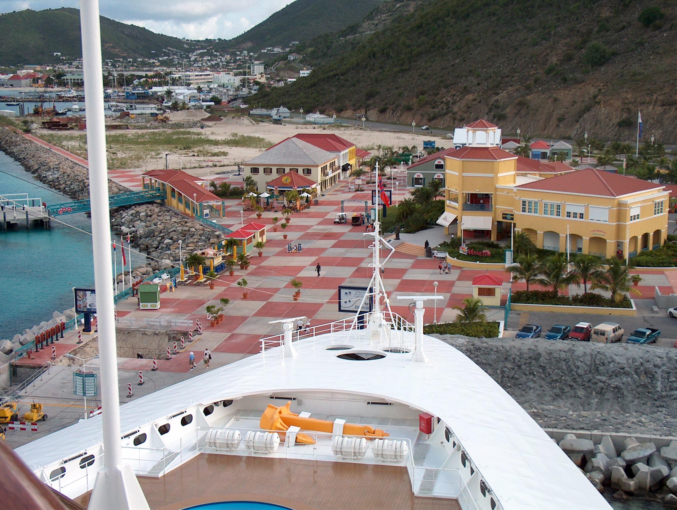 Car Rental In St Maarten At Cruise Port