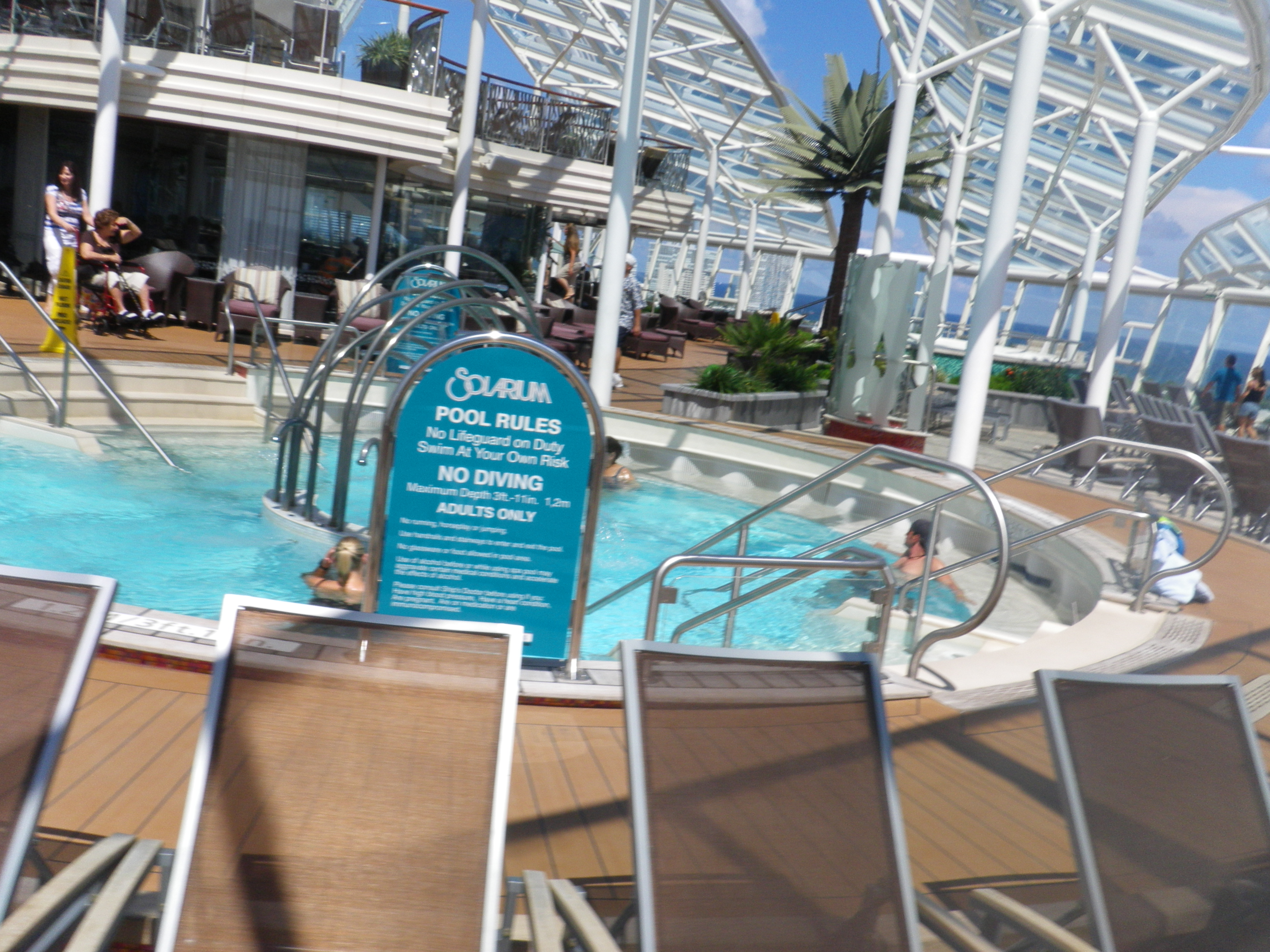 Oasis of the Seas Review Part Three