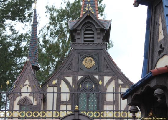 Small details pay homage to the original owner of the space, Carnation Plaza Gardens