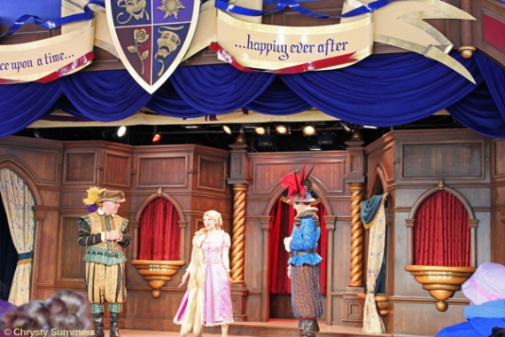 Disneyland Fantasy Faire (8)
