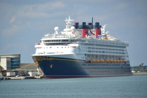 Disney Magic at Port Canaveral